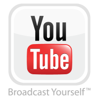 Youtube Button logo