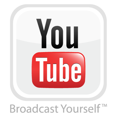 Youtube Button logo vector logo