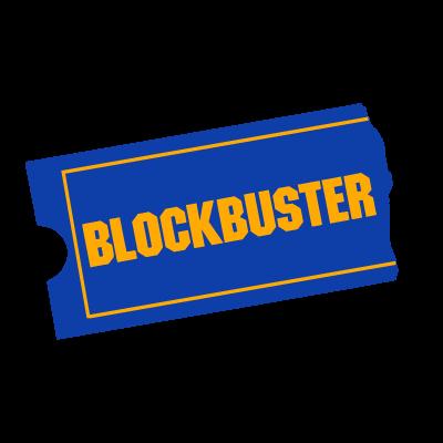 Blockbuster logo vector logo
