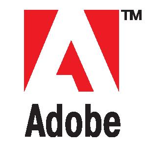 Adobe logo vector logo