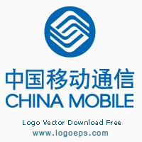 China Mobile logo vector logo