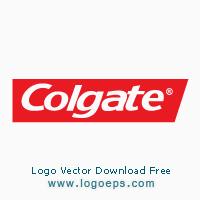 Colgate logo vector logo