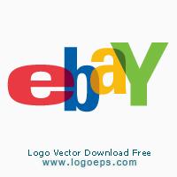 Ebay logo vector logo