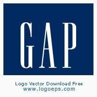 Gap logo vector logo