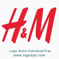 H&M logo vector logo