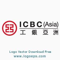 ICBC logo vector logo