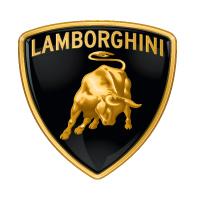Lamborghini logo vector logo