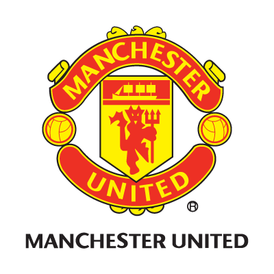 Manchester United logo vector logo