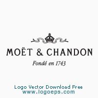 Moet & Chandon logo vector logo