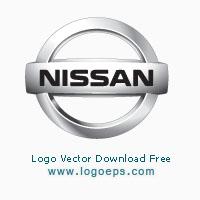 Nissan logo vector logo