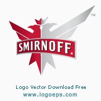 Smirnoff download logo vector logo