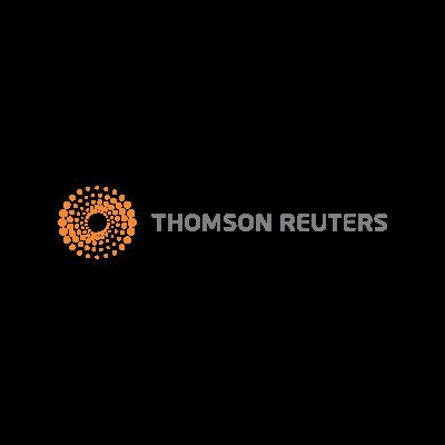 Thomson Reuters logo vector logo