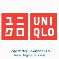 Uniqlo logo vector logo