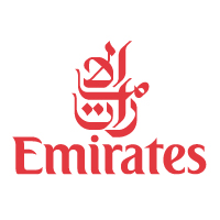 Emirates Airlines logo vector logo