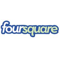 Foursquare logo vector logo