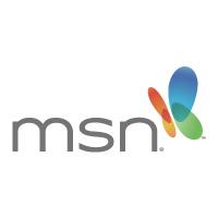 MSN logo vector logo