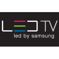 Samsung LED TV logo