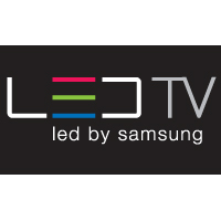 Samsung LED TV logo vector logo
