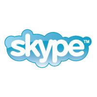 Skype logo vector logo