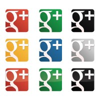 Google Plus Icon Pack logo