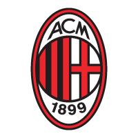 AC milan logo vector logo