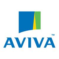 Aviva logo vector logo