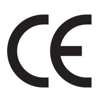 CE mark – 032 Sign vector