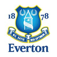 Everton FC logo vector logo