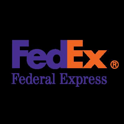 FedEx logo vector logo