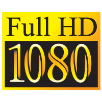Full HD 1080 logo vector logo