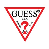 GUESS Jeans, Clothing logo