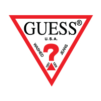 GUESS Jeans, Clothing logo vector logo