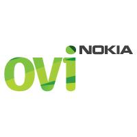 Ovi Nokia logo vector logo
