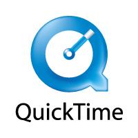 QuickTime logo vector logo