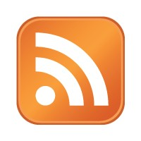 RSS feed icon logo