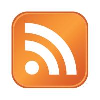 RSS feed icon logo vector logo