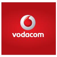 Vodacom logo vector logo