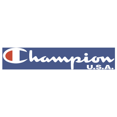 Champion USA logo vector logo