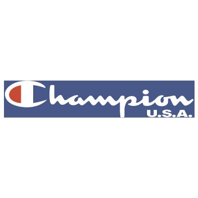 Champion USA logo vector logo