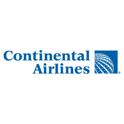 Continental Airlines logo vector logo