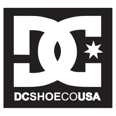 DC Shoes logo vector logo