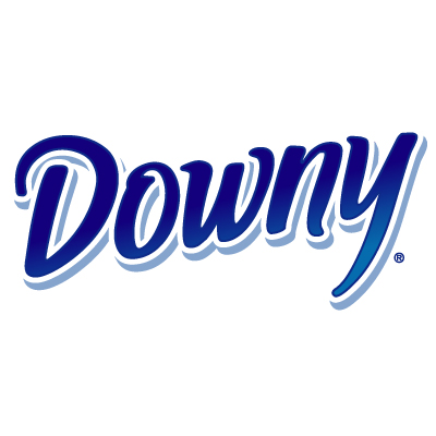 Downy logo vector logo