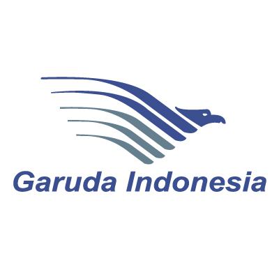 Garuda Indonesia logo vector logo