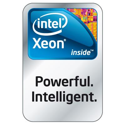Intel Xeon logo vector logo