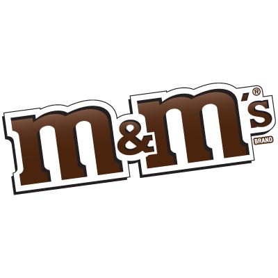 M&M's logo vector logo