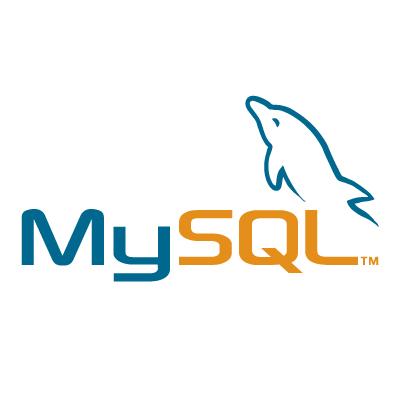 MySQL logo vector logo
