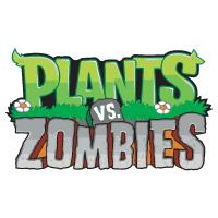 Plants vs Zombies logo vector logo