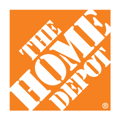 The Home Depot logo vector logo