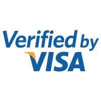 Verified by Visa logo vector logo