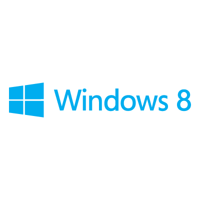 Windows 8 logo vector logo